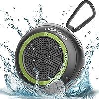Waterproof Bluetooth Speaker IPX7, FosPower Outdoor...