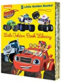 Download Blaze and the Monster Machines Little Golden Book Library (Blaze and the Monster Machines) in PDF ePUB Free Online