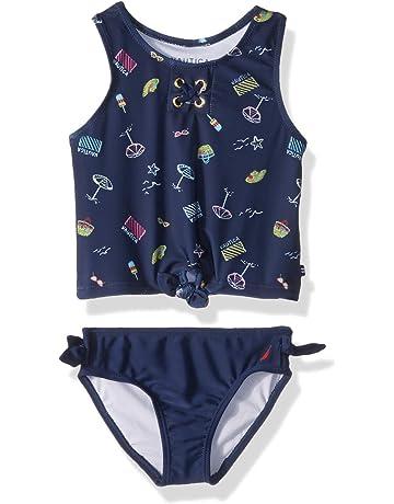 217615370f9 Nautica Girls  Tankini Swim Suit