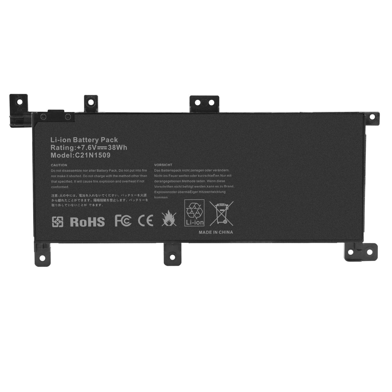Bateria C21N1509 ASUS A556 A556U X556 X556UA X556UB X556UF X