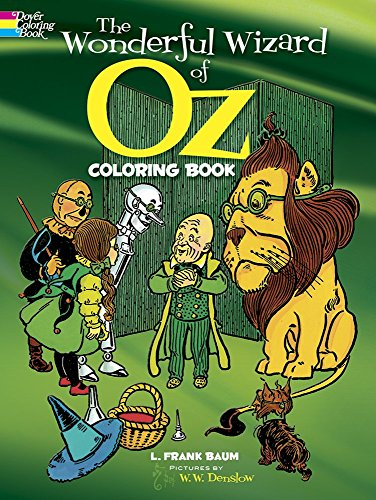 Toy Story Coloring Pages (The Wonderful Wizard of Oz Coloring Book (Dover Classic Stories Coloring)