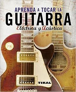 Libros para aprender guitarra electrica