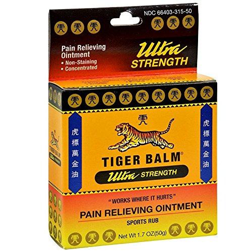 Tiger balm sports rub
