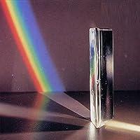 ChaRLes 2 Pulgadas Mini Vidrio Óptico Triple Prisma
