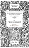 On Friendship (Penguin Great Ideas)