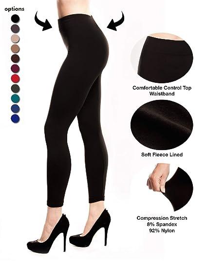 c8e6209c991 Fleece Lined Leggings Women