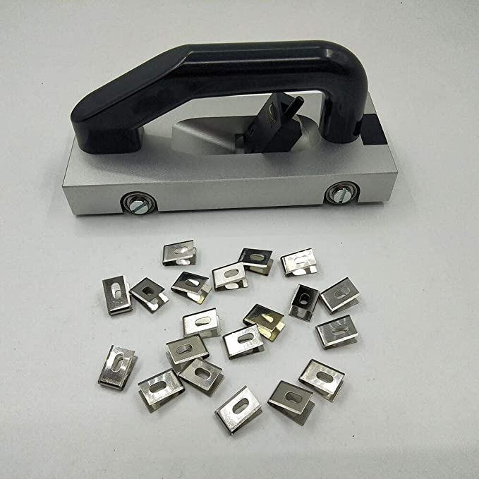 Floor vinyl welding grooving u blades v blades x 10