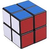 HENGSONG Zauberwürfel Magic Cube 2x2 Würfelspiel Ideales Weihnachtsgeschenk fuer kinder und Anfanger