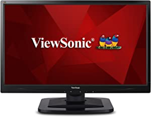 "ViewSonic VA2349S 23"" IPS 1080p LED Monitor DVI, VGA"