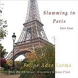Slumming in Paris, Part 4: With the Children: Groceries & Gare l'Est