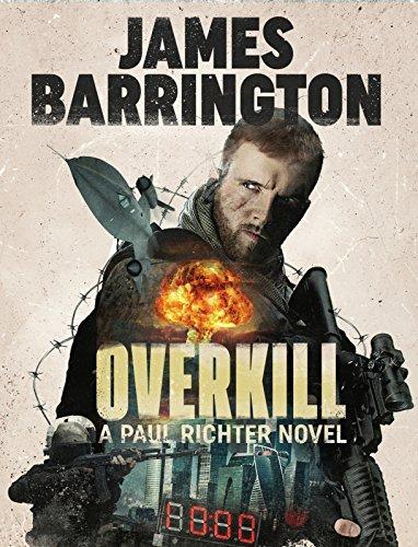 Overkill (An Agent Paul Richter Thriller Book 2) cover