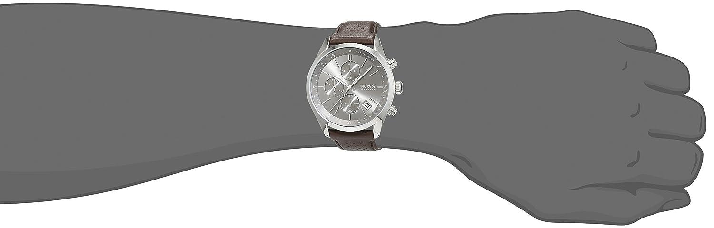 Amazon.com: Boss GRAND PRIX 1513476 Mens Chronograph Classic Design: Hugo Boss: Watches