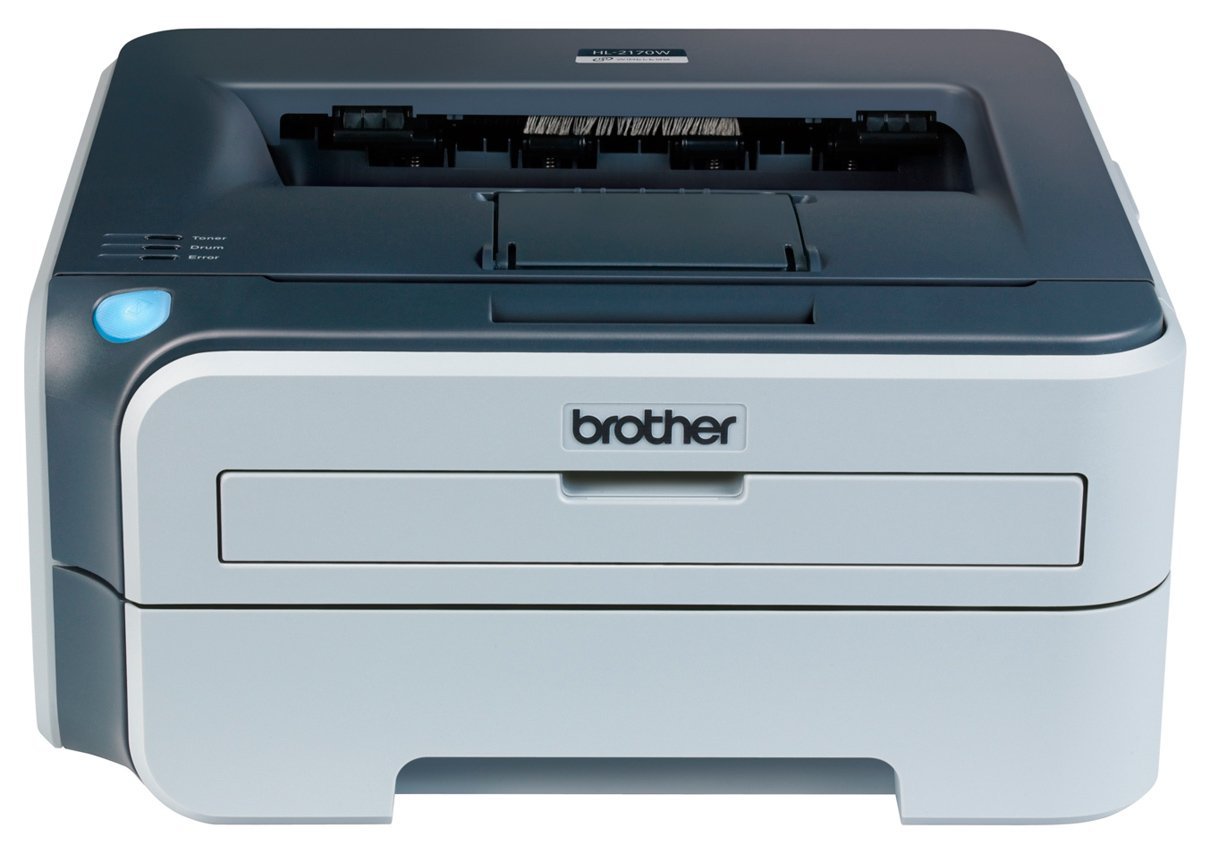 Brother HL-2170W Wired and Wireless Network Ready Compact Mono Laser ...