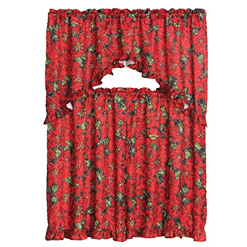 Christmas Kitchen Curtains 2018