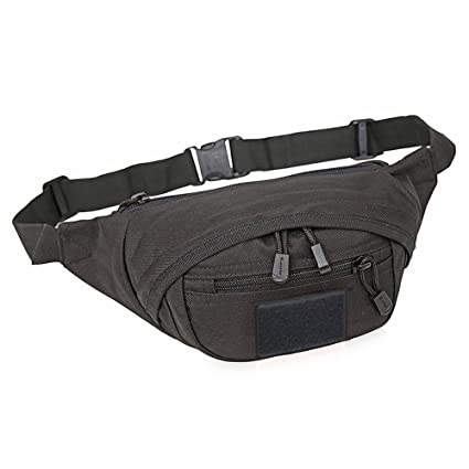 defed6474f4 X-Freedom Military Waist Pack Tactical Waist Bag With Anti-theft Pocket  Unisex Fanny