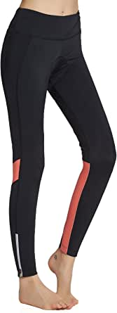 BELE ROY Womens Capri Workout Pants with Pocket,Girls Yoga Pants,Workout Leggings with Pockets