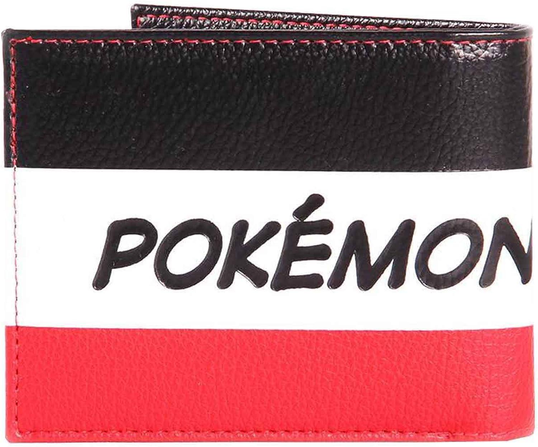 Pok/émon Pikachu Bifold Wallet