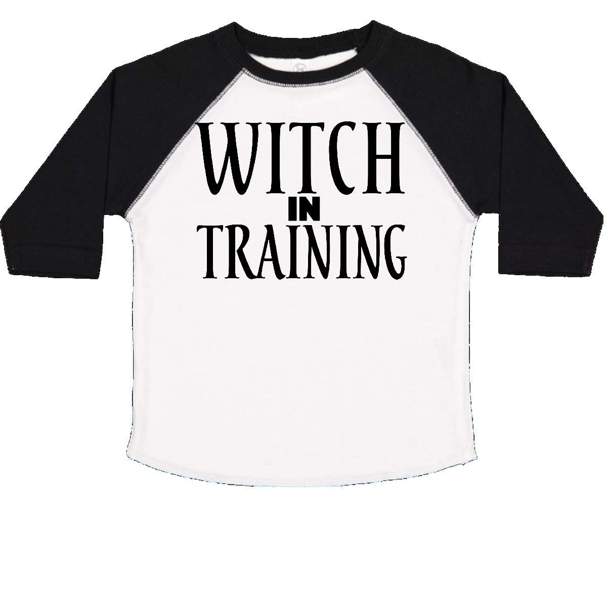 inktastic Witch in Training Toddler T-Shirt