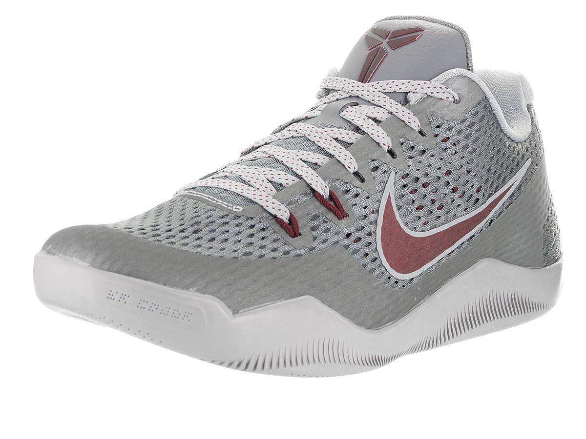 Cool grau, Team rot-wolf grau Nike Herren Kobe X Basketballschuhe