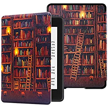 Amazon.com: Huasiru Painting Case for Kindle Paperwhite ...