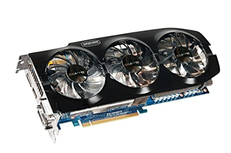 GigaByte GV-N670OC-2GD - Tarjeta gráfica, 2 GB, PCI Express 3.0, 6008 MHz