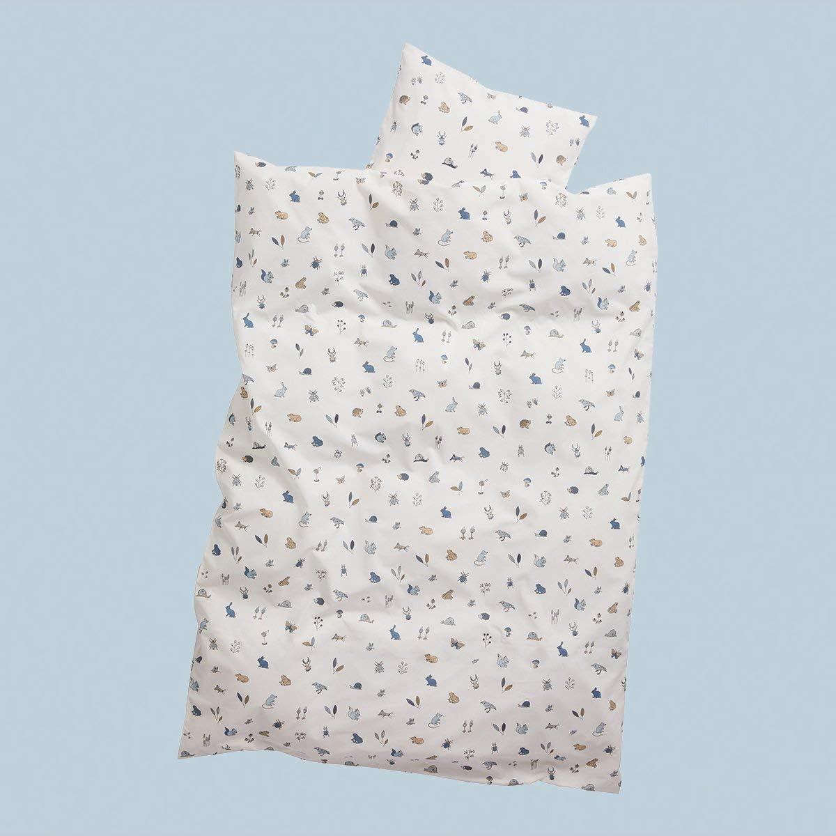 Leander Parure de lit pour b/éb/é 100 x 140 cm