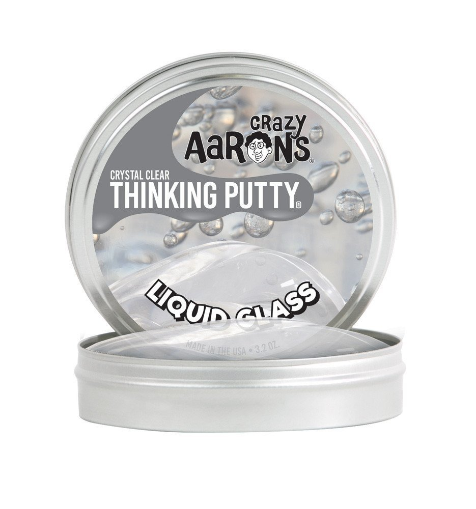Crazy Aaron's Thinking Putty, Liquid Glass