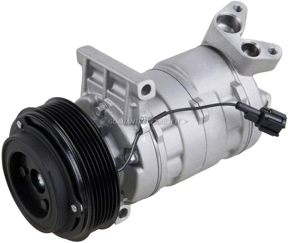 For Nissan Versa 2007 2008 2009 2010 AC Compressor w//A//C Repair Kit BuyAutoParts 60-81522RK NEW