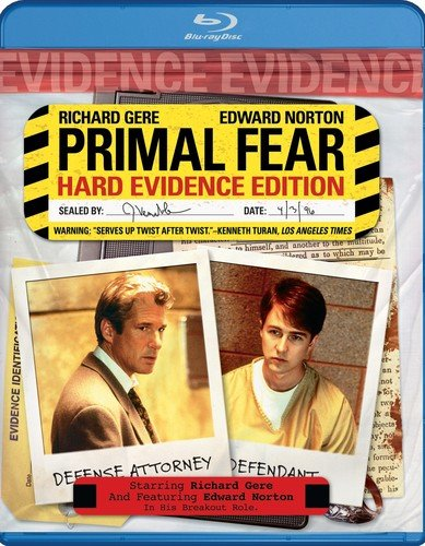 Primal Fear [Blu-ray]