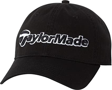 c7d90de028b Amazon.com   TaylorMade Tradition Hat (Black