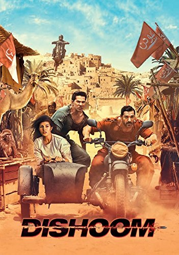 Amazon In Buy Dishoom Dvd Blu Ray Online At Best Prices In India