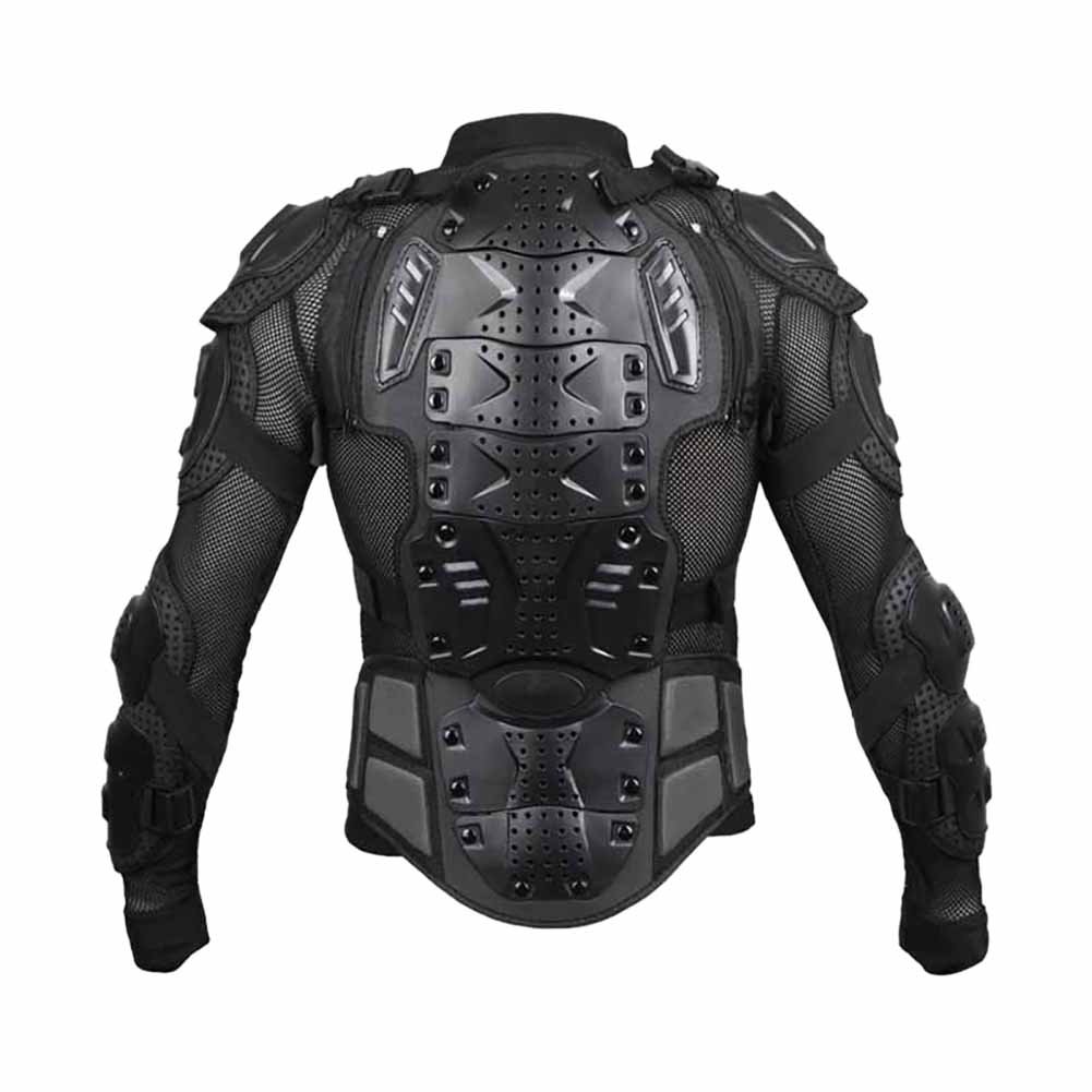 Wishwin Professional Motorcycle Jacket Armor Full Body Shoulder Protective Gear Cool Exciting Off-Road Racing Adult by  (Image #2)