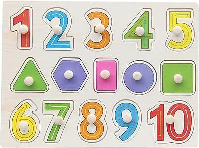 Gusspower Puzzles Rompecabezas Magnéticos de Madera Juguete Educativo Tablero de Dibujo Cara para Niños Niña 3 Años 4 Años 5 Años,Granja, tráfico, Forma, Números, Letras (G): Amazon.es: Juguetes y juegos