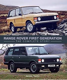 Restoration manual range rover restoration manuals dave pollard range rover first generation the complete story fandeluxe Images