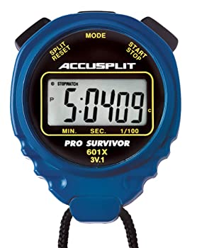 ACCUSPLIT Pro Survivor A601X Swim Stopwatch