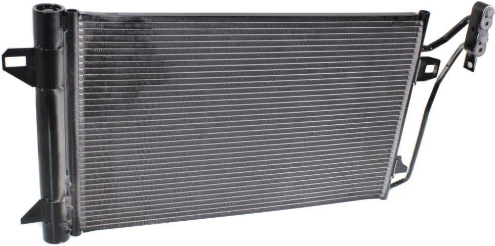Kool Vue AC Condenser For 2010-2012 Ford Fusion 2010-2011 Mercury Milan w// drier