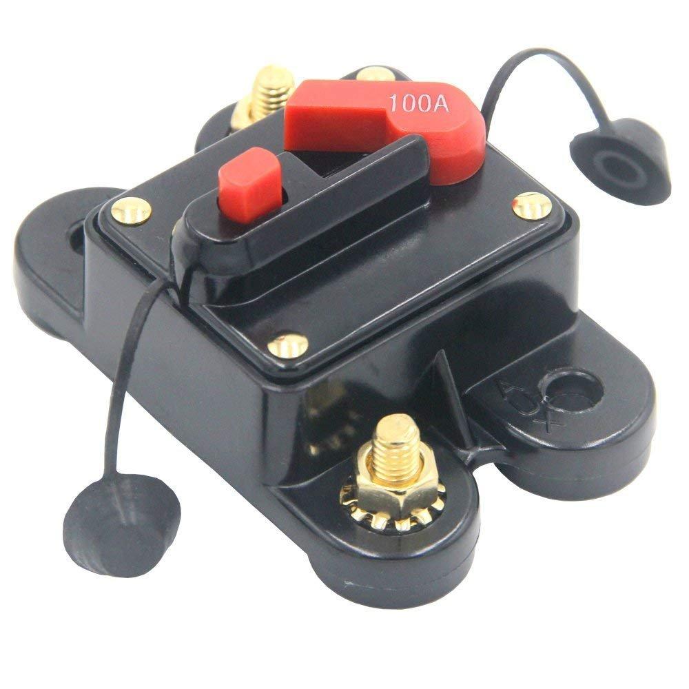 Sierra Push Button Circuit Breaker 5 Amp West Marine