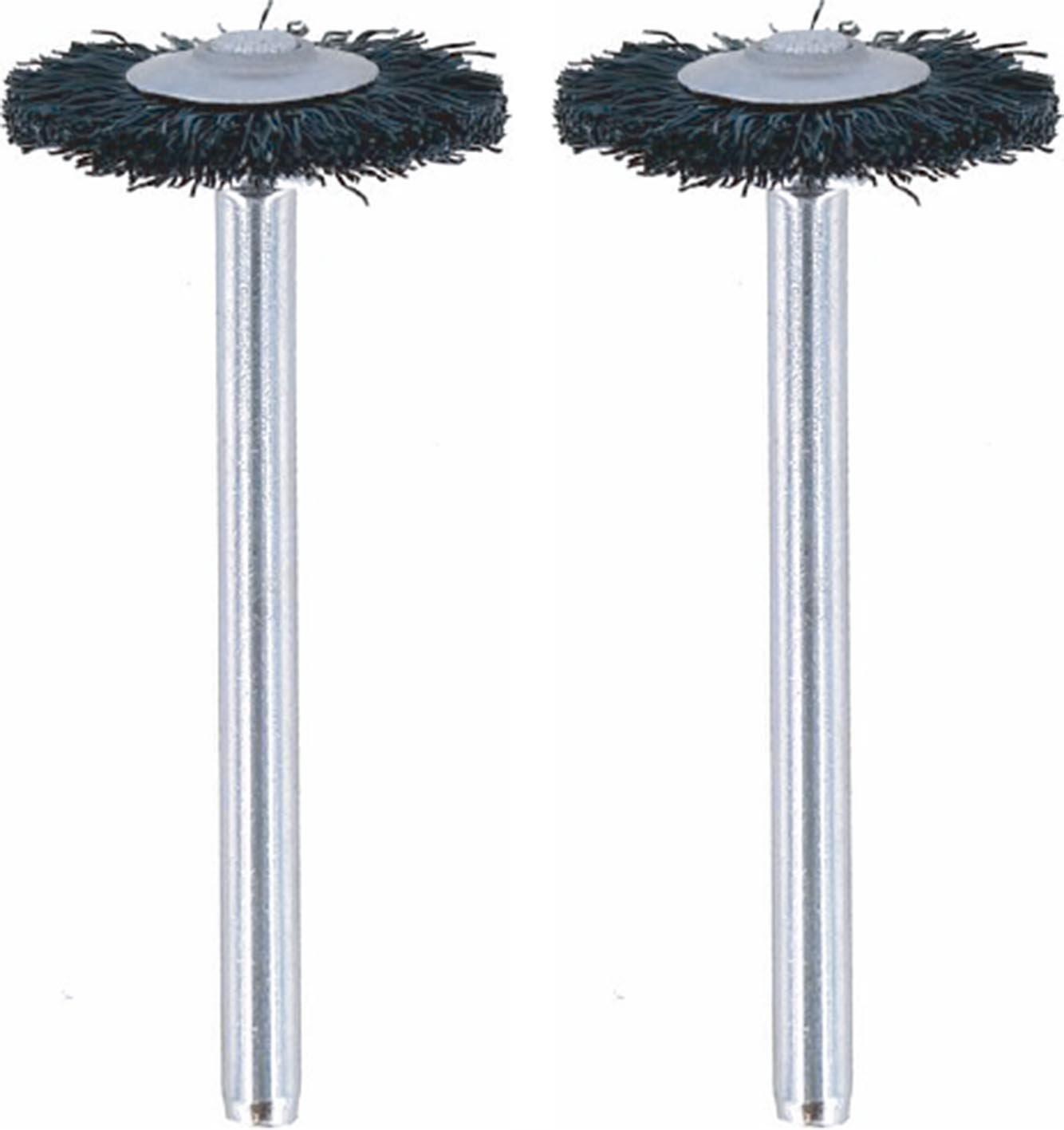 """DREMEL MFG CO 403-02 3/4"""" Diameter, Bristle Brush"""