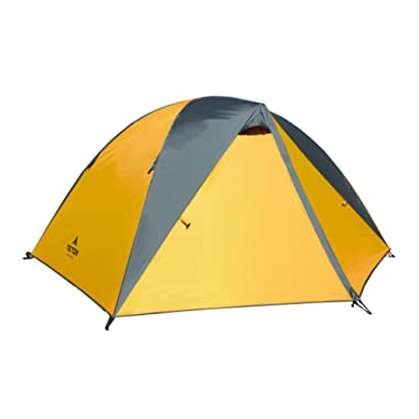 TETON Sports Mountain Ultra Tent; Person Backpacking Dome Tent Includes Footprint and Rainfly; Quick and Easy Setup; Ready in an Instant When You Need to Get Outdoors; Clip-On Rainfly Included