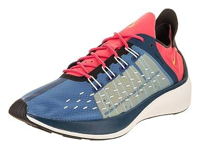 newest 0a476 f7e6f Nike Men s EXP-X14 Blue Force Yellow Ochre Running Shoe 8.5 Men US