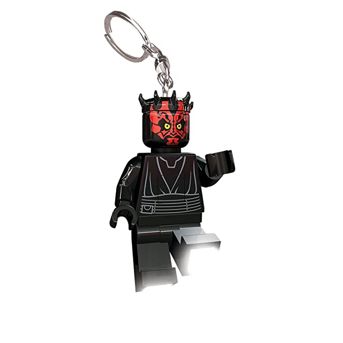 Amazon.com: Play Visions Lego Darth Maul Luz Clave: Toys & Games