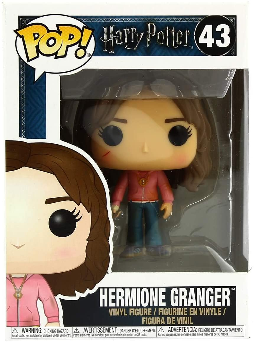 Harry Potter Figura in vinile #43 Hermione con Time Turner Funko Pop
