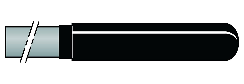 Felco Ersatz-Griffe 42cm aus Karbon Karbon Karbon 2 Stück Silber 35x15x5 cm B001IR2M0K | König der Quantität  a8094c