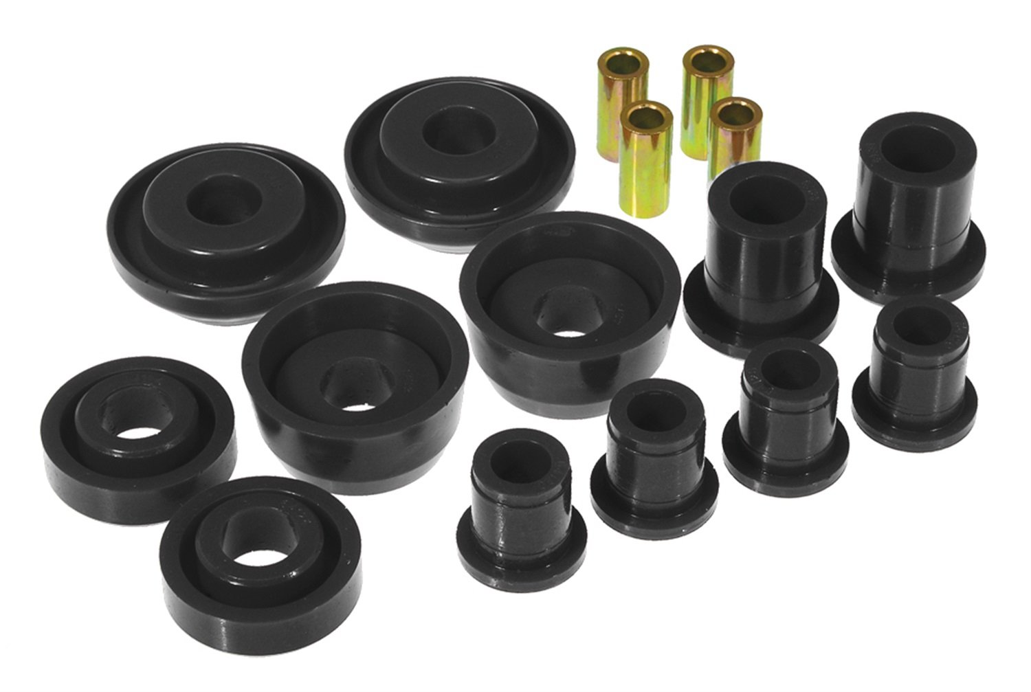 Prothane 7-227-BL Black Front Control Arm Bushing Kit