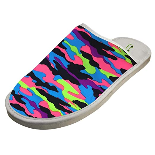 967c8253b1d7 Image Unavailable. Image not available for. Color  BVVST Bedroom Shoes  Hunting ...