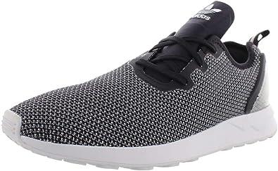 adidas Men ZX Flux ADV Asymmetrical (White/core Black)
