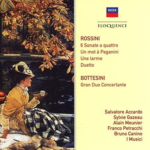 Rossini: Sonate A Quattro / Bottesini: Gran Duo