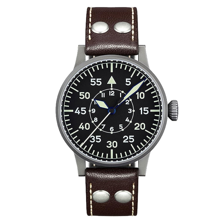 ラコ(Laco) オリジナルパイロットウォッチ Laco24系 自動巻き フリードリヒスハーフェン 861753 腕時計[正規輸入品] B073XS6GX5