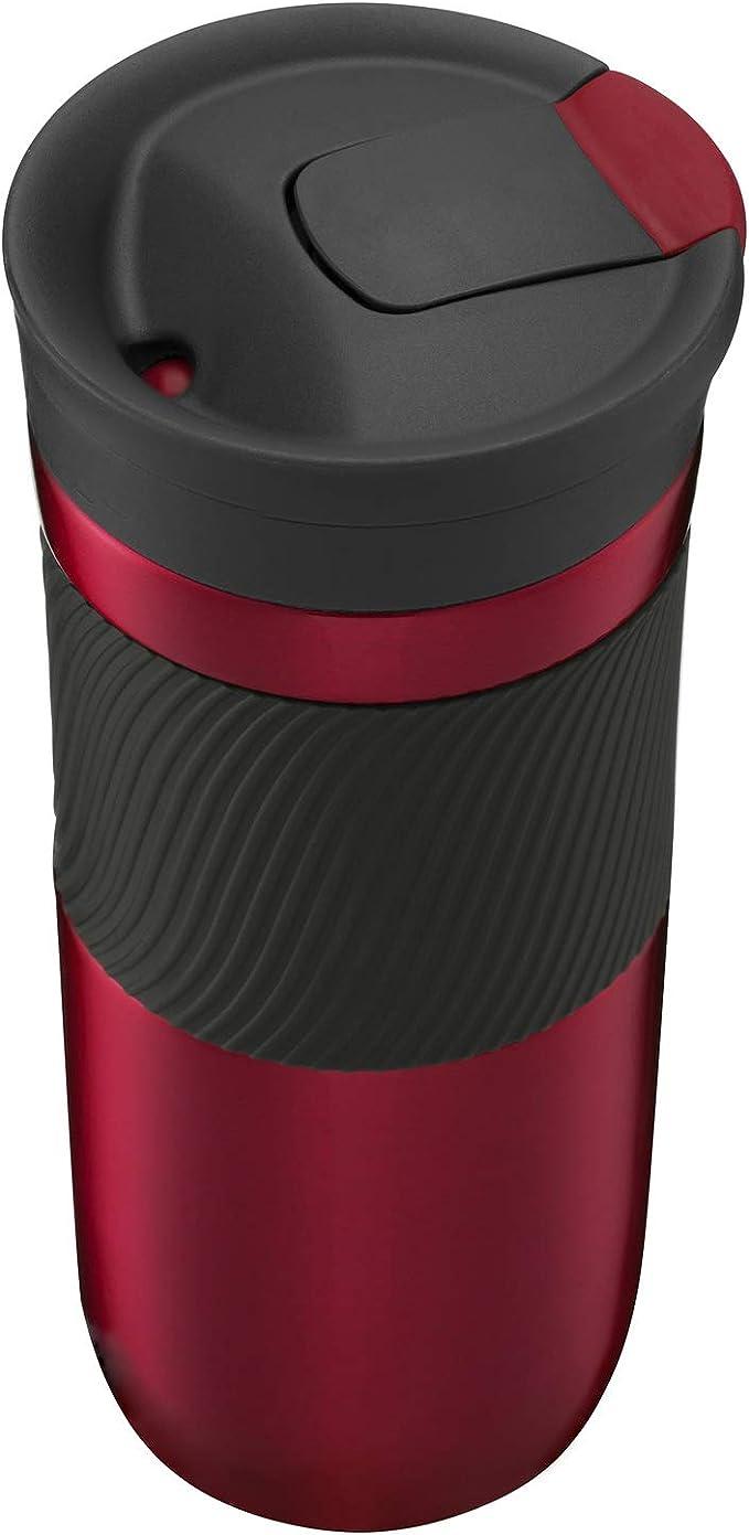 Contigo Gobelet Thermos Transit 0,47 L avec environ-Gravure laser couleur au choix