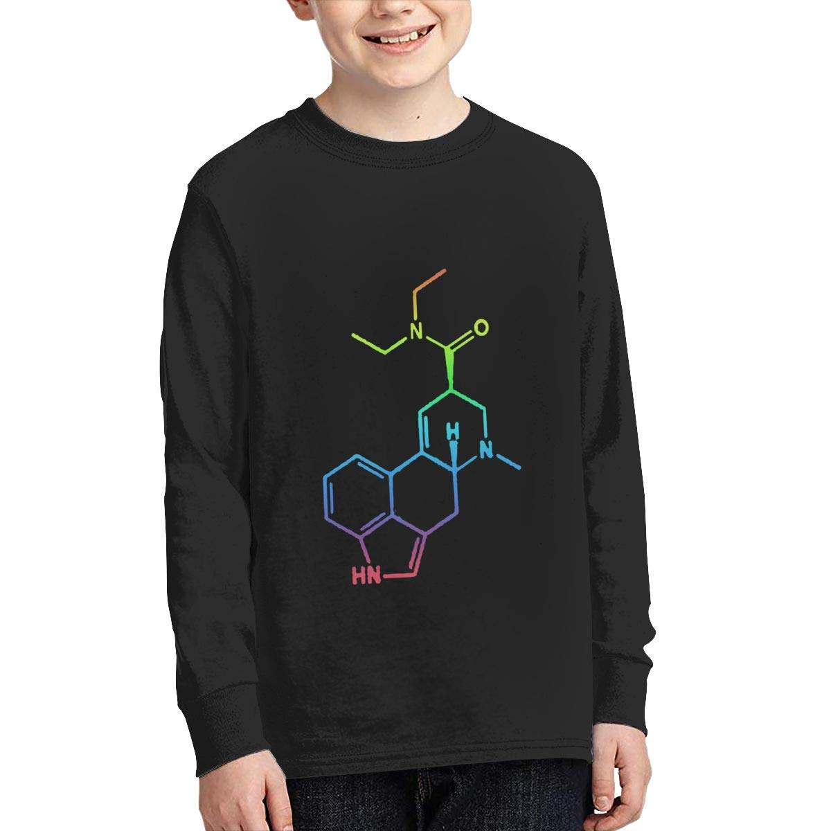 Childrens Long Sleeve T-Shirt All You Need is Love and A Dachshund Funny Little Kids Girls Boys Toddler Sweater
